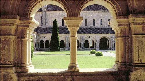 Abbaye de Bourgogne