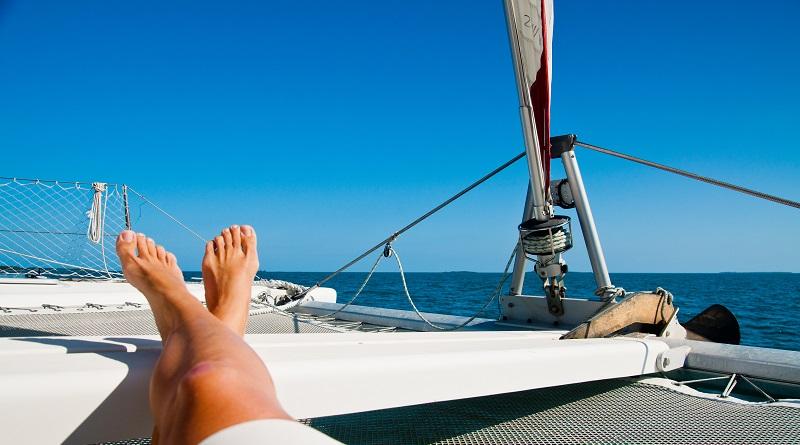 Musique sur un bateau