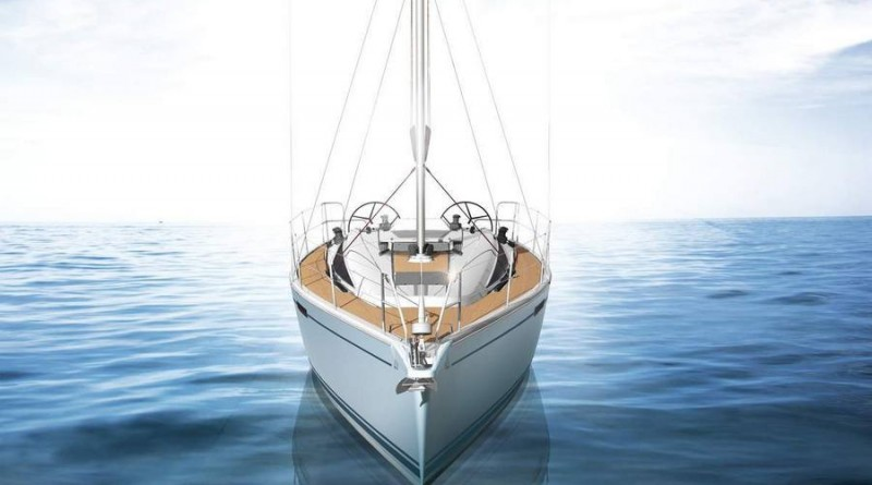 Preview 3D du Dehler 34 de face