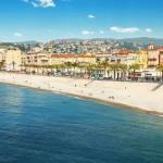 Premier rendez-vous de notre semaine méditerranéenne : la Côte d'Azur !