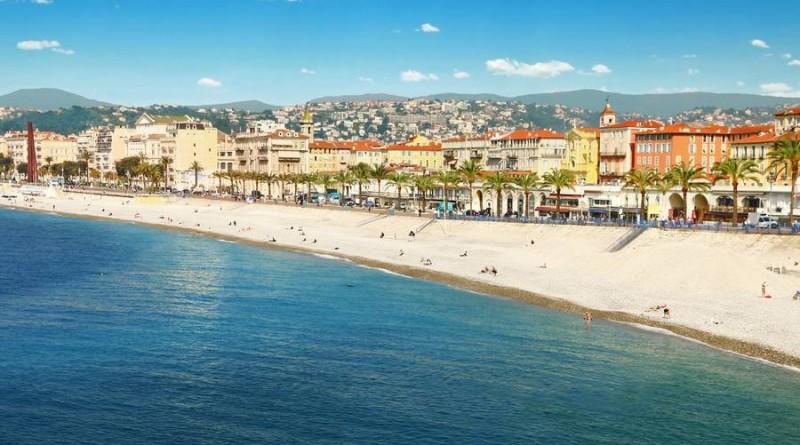 La Promenade des  Anglais  Nice