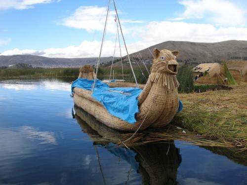 Balsa-de-Titicaca