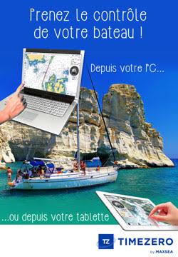 MaxSea - Logiciels de navigation marine