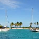 Navigation à la voile vers la côte occidentale des Caraïbes !