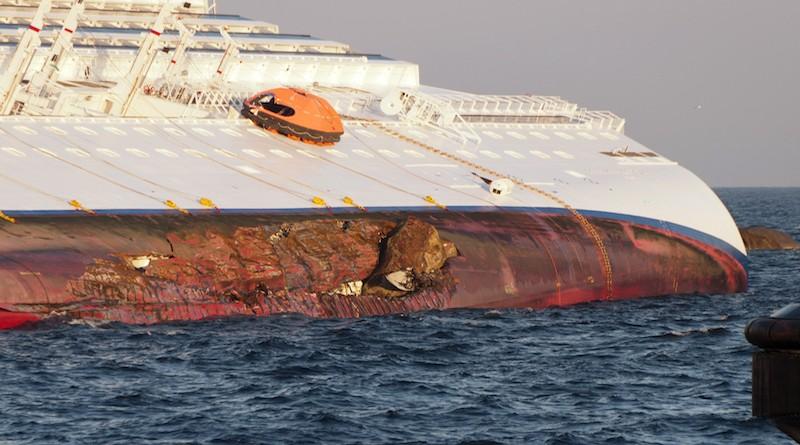 Collision du Costa Concordia