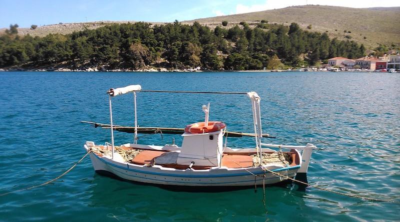 Croisière en Grèce
