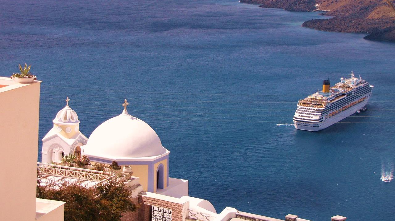Croisière dans l'archipel grec