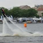 Sport nautique: faites le plein de sensations avec le Flyboard