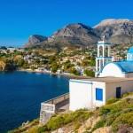 De la mer, du soleil et du vent à bord d'un voilier en Grèce !