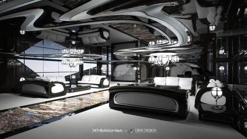 Interieur-Xhibitionist-superyacht