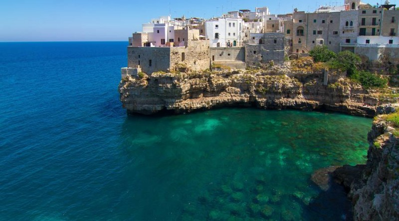 Polignano a Mare (BA, Italy): heaven on earth