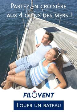 Location bateau Filovent
