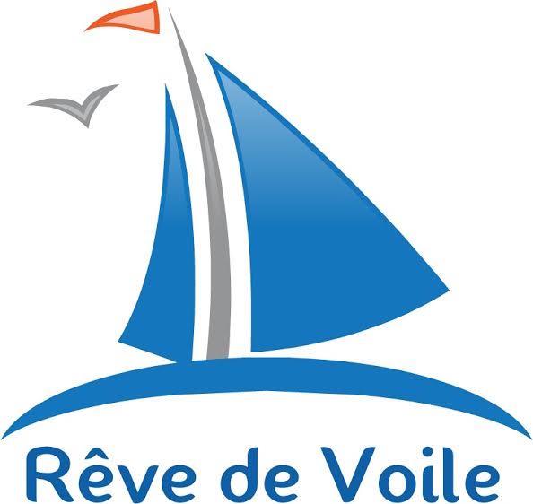 Logo association rêve de voile