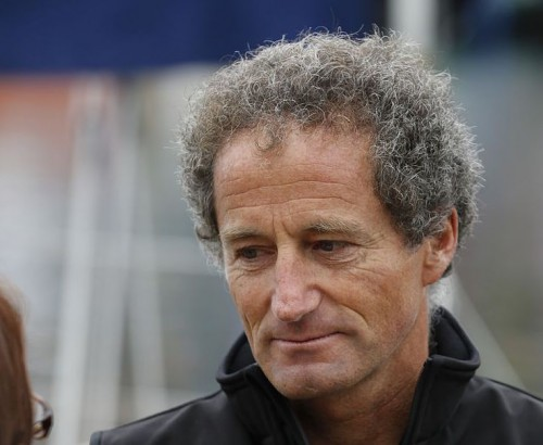 Michel Desjoyaux en ITW
