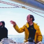 Portrait du navigateur canadien Mike Birch