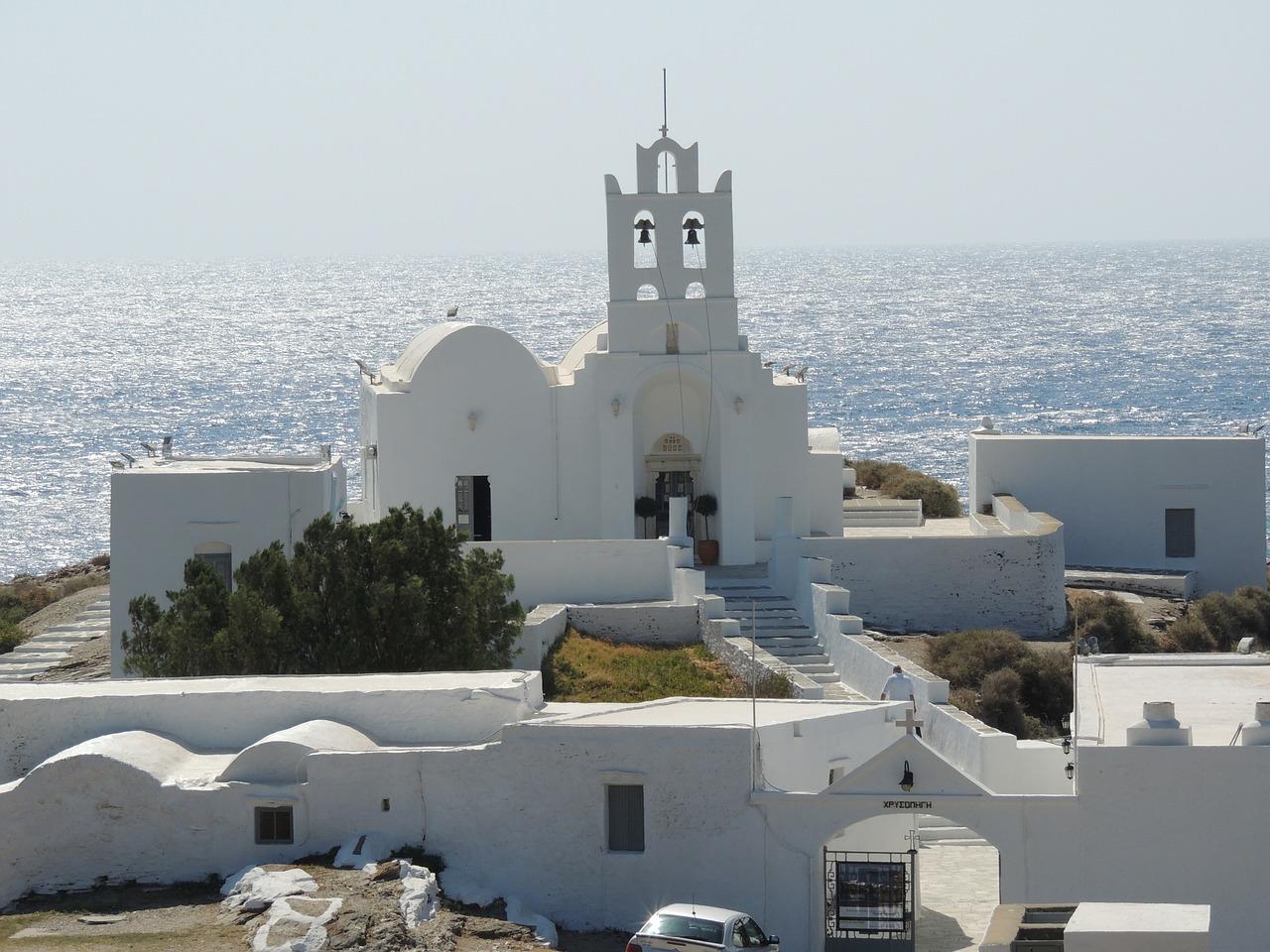 Monastère de Sifnos