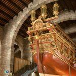 Visite : Le musée maritime de Barcelone