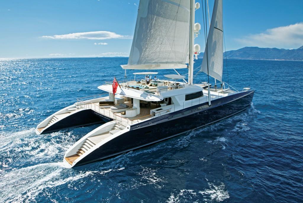 Photographie du yacht Hemisphere du chantier Pendennis