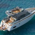 Lancement du yacht hybride Bavaria E40