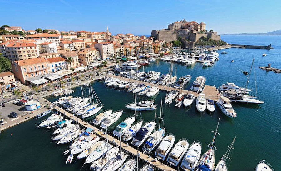 Top 10 des plus beaux ports de france le blog filovent - Place de port disponible mediterranee ...