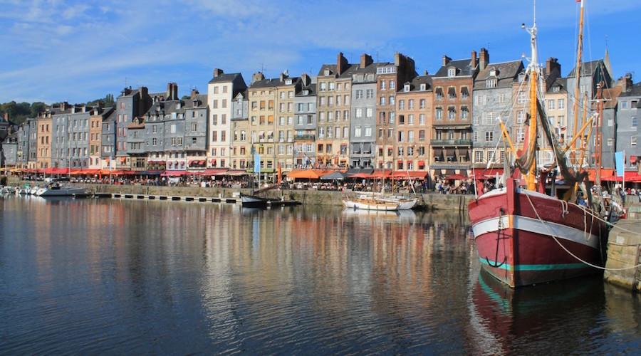 Top 10 des plus beaux ports de france le blog filovent - Le bistrot du port honfleur ...