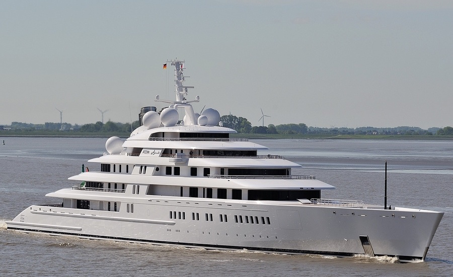 top 10 des yachts les plus chers au monde blog filovent. Black Bedroom Furniture Sets. Home Design Ideas