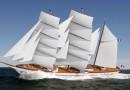 Dessin 3D du grand voilier école