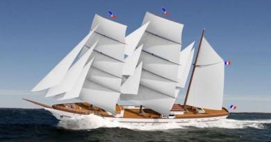 Le projet de Grand voilier école (GVE) : où en est-on ?