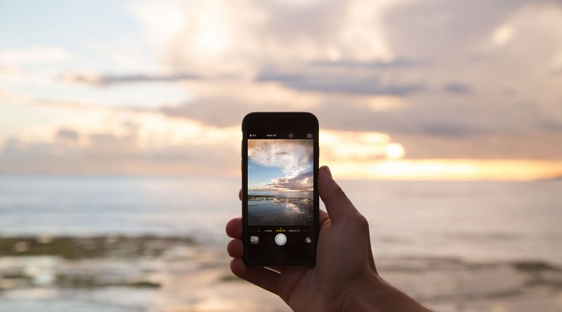 Photographie-mer