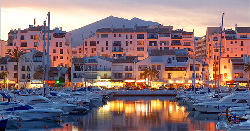 Puert Banus, Marbella