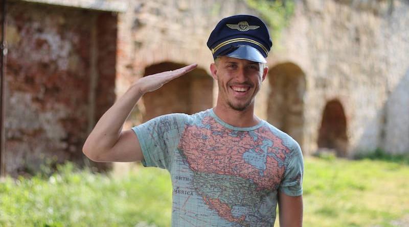 Photographie du Capitaine Rémi