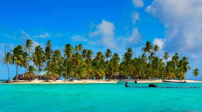 Paradise Tropical Island