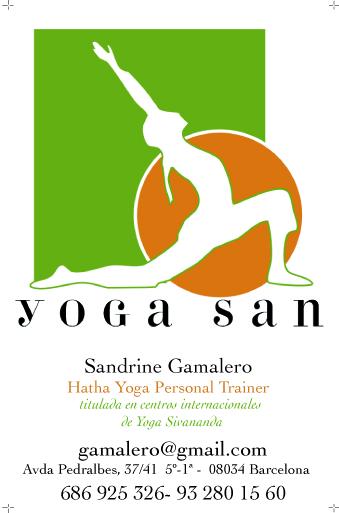 Yoga-san