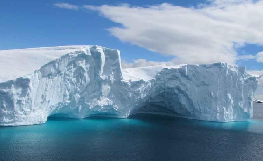 deux-icebergs
