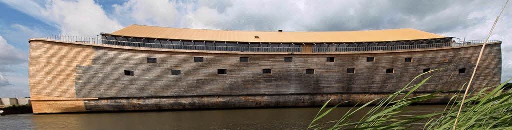 Réplique de l'arche de Noé
