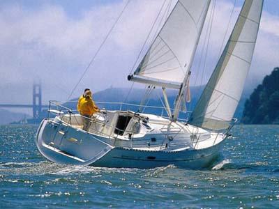 corse - oceanis 331
