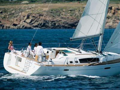corse - oceanis 46 - 2