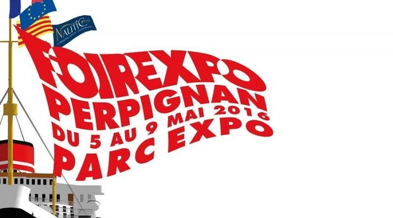 Logo de la foire exposition de Perpignan