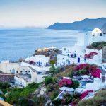 Un instant de farniente sur les plages de Grèce