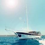 La gület, le bateau turc qui fascine les croisiéristes