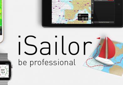 ISAILOR : L'application de navigation qui couvre la totalité du globe