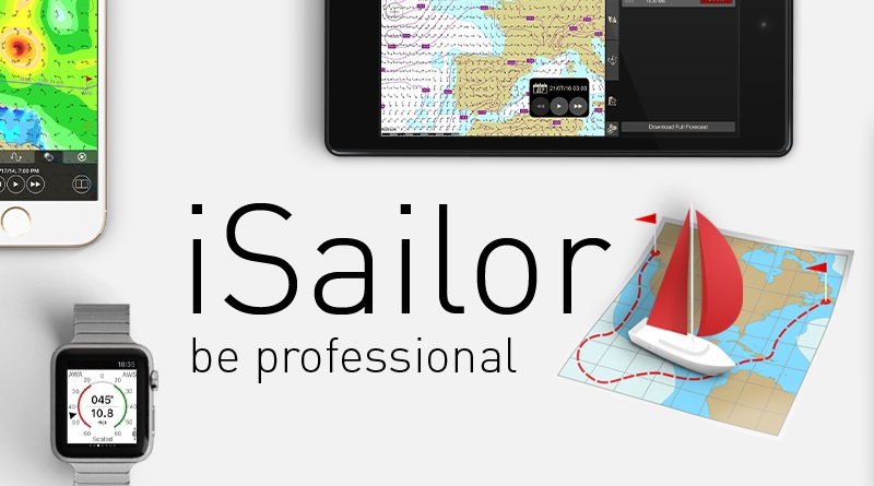 Application iSailor