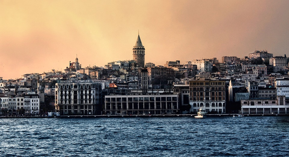 Coasts of Istanbul
