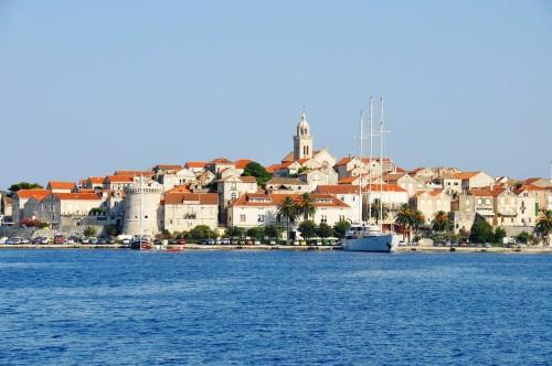 Découvrez la Croatie en voilier à Korkula