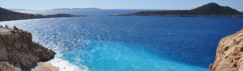 Photographie de la mer Egée