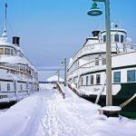 Où naviguer en hiver ?