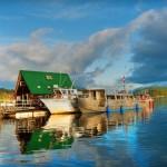 Découvrir la France à bord d'un bateau fluvial