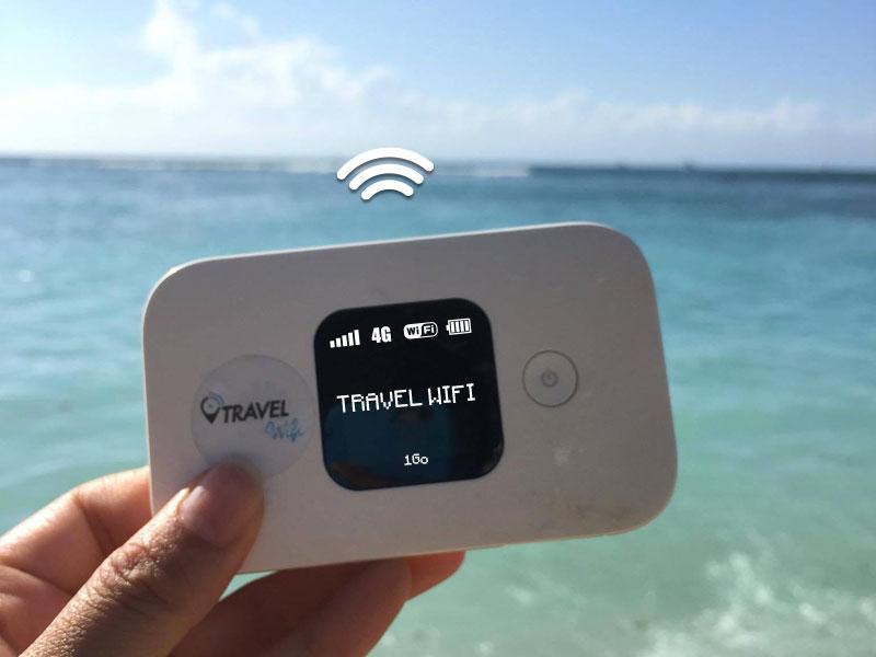 Connexion internet sur son bateau