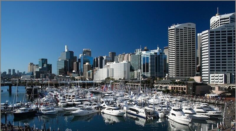 Salon nautique Sydney International Boat Show
