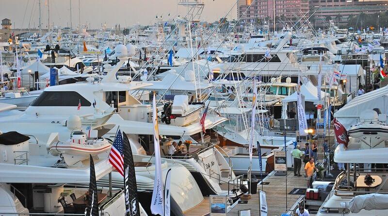 Salons nautiques incontournables